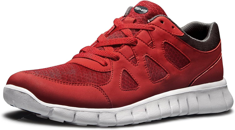 Tesla TF-L542-BRG_270 L542 - Zapatillas de running para hombre (talla única): Amazon.es: Deportes y aire libre