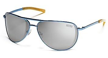 Gafas de sol SMITH Serpico, Blue Blaze Frame, Platinum ...