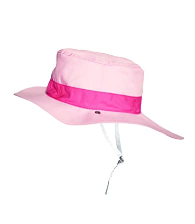 b48708f1cd5 Amazon.com  Ki ET LA – Baby Toddler Sun Hat - UPF 50 + – Reversible Panama  Pink - 100% Cotton - 2-4 Years Old  Baby