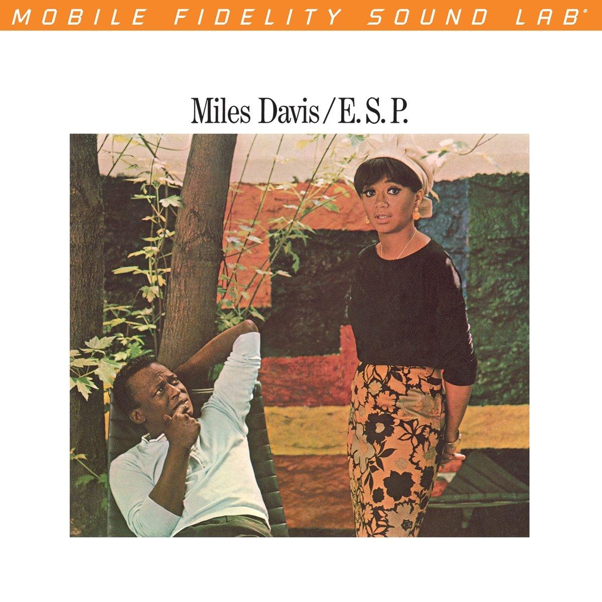 SACD : Miles Davis - E.s.p. (SACD)