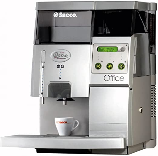 Saeco Royal Office – Cafetera automática: Amazon.es: Hogar