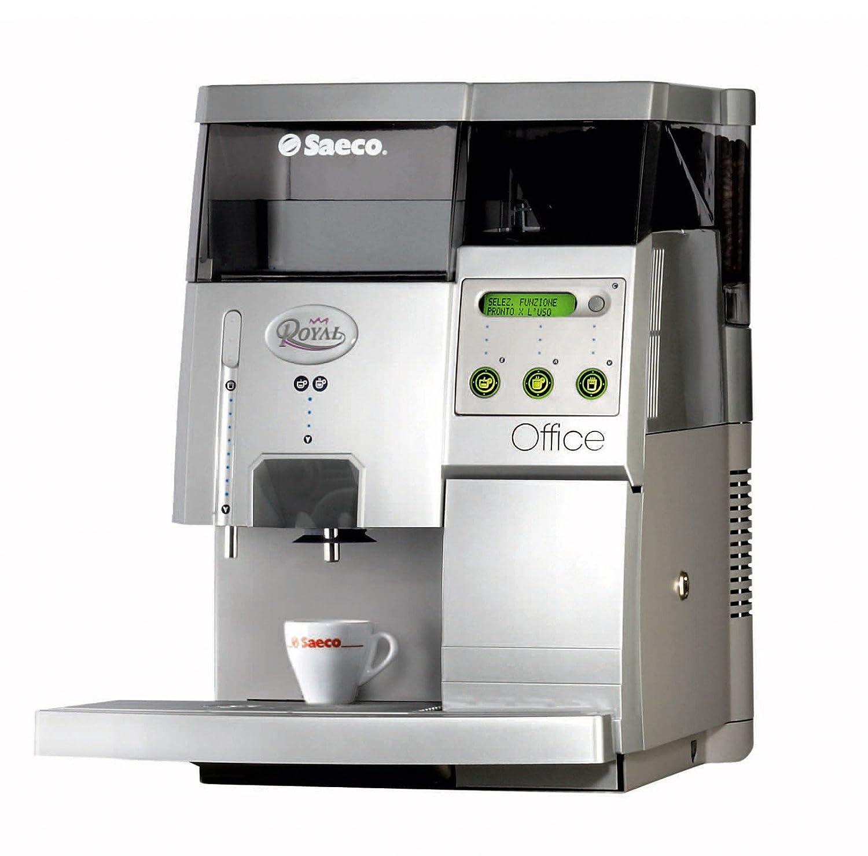 Saeco Royal Office – Cafetera automática: Amazon.es: Hogar