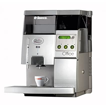 Saeco Royal Office - Cafetera automática: Amazon.es: Hogar