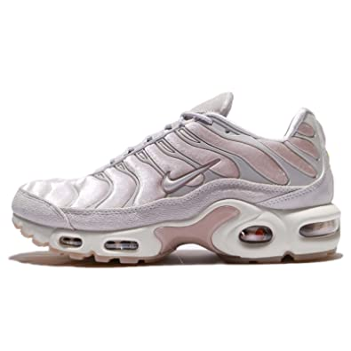 NIKE Women's Wmns Air Max Plus LX, Particle Rose/Vast Grey, ...