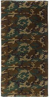 Soft Microfiber Lightweight Thin Beach Towel Realtree Camouflage Camo Fashionable Print Bath Towels