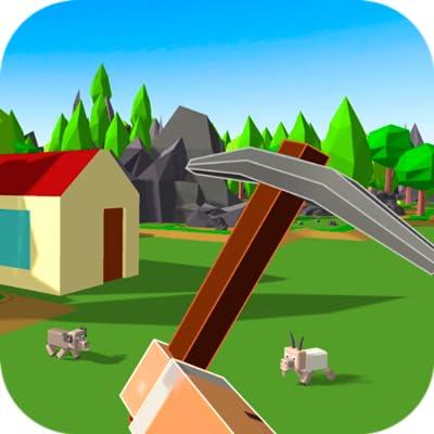 Farm Craft Survival Simulator