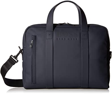 13612a76f93 Amazon.com: BOSS Green Men's Hyper Matte Document Case, navy One Size:  Clothing