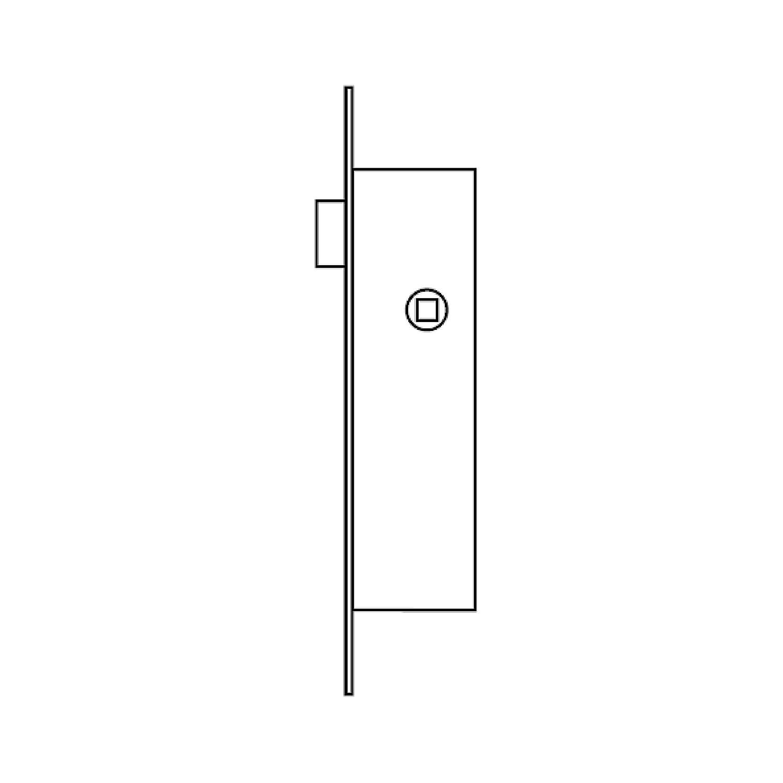 Acero Inoxidable Tesa 3010160 Cerradura 2215//20//0ai Entrada 20 mm