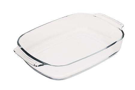Molde de horno en cristal FISSMAN bandeja de horno para lasagne ...