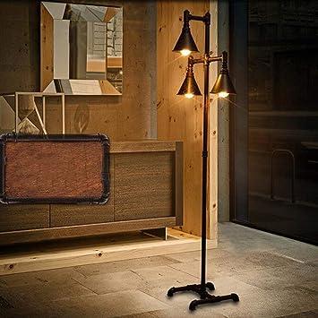 DEED Lámpara de pie-Simplicidad Moderna Nordic American ...