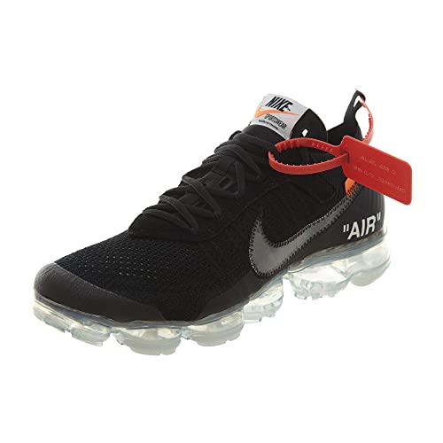 best sneakers e963c 99f5d Nike Air Vapormax x Off White Black 2.0 - Black/Clear-Total ...