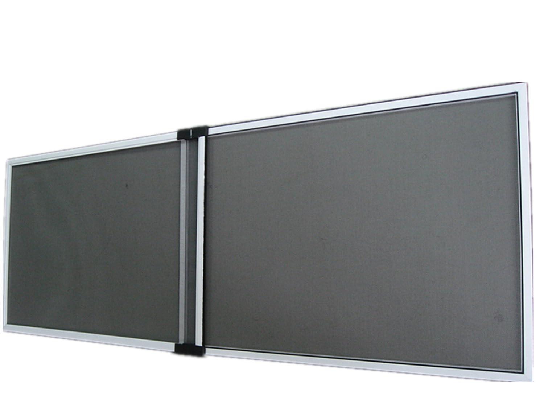 30off Flyzzz Adjustable Sliding Window Screen Aluminum Frame Anti