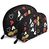 eb0f072524ae Amazon.com: Travel Cosmetic Bags Paw Clipart Small Makeup Bag ...