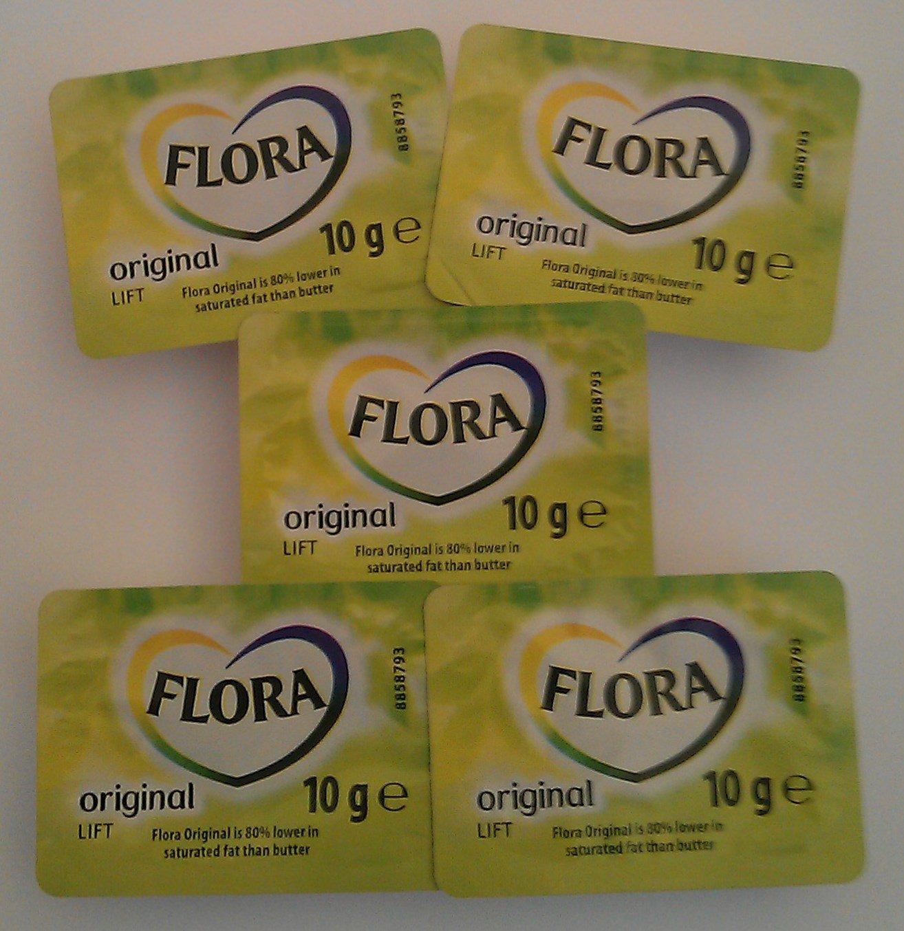 30 x Flora Spread Portions