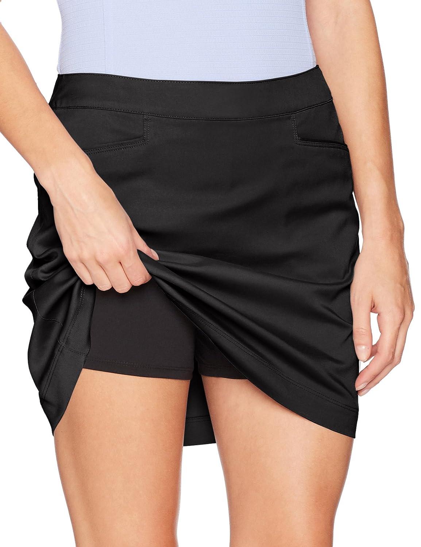 PGA TOUR Womens Motionflux 17 Woven Skirt PGA Tour Women/'s Athletic PVBF7088