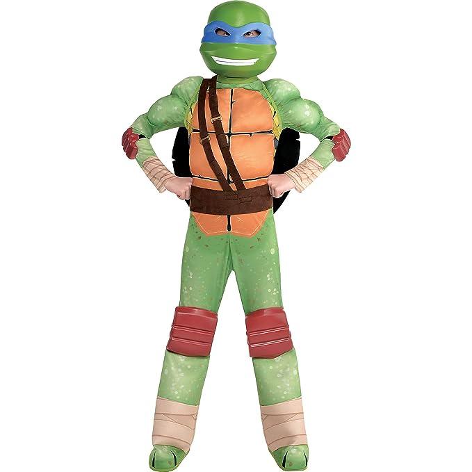 Amazon.com: Amscan Teenage Mutant Ninja Turtles Leonardo ...