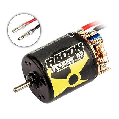 Team Associated Reedy Radon 2 15T 3-Slot 4100Kv Brushed Motor, ASC27425: Toys & Games