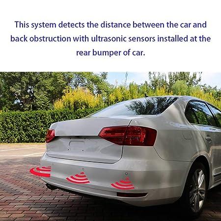 Carrfan Sistema de Sensores de Estacionamiento de ...