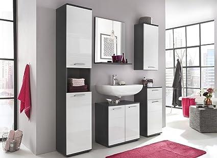 Dreams4home bad combinazione piet set di mobili da bagno set