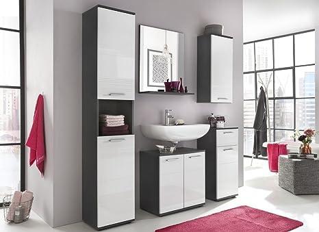 Dreams home bad combinazione piet set di mobili da bagno set