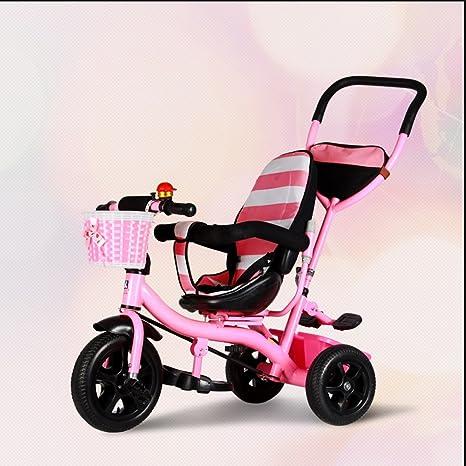 sheng Triciclo para niños Bicicleta para niños de 2 a 5 años ...