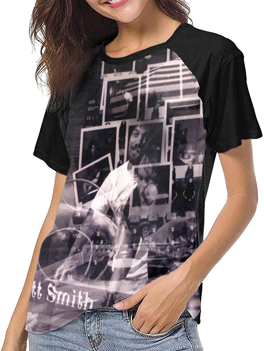 Ovilsm Camiseta para Mujer, Camisas Mujer Blusas Elliott ...