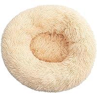 kede Cama para Perros Cama para Gatos Donut, Redonda Y Confortable para Perros PequeñOs, Medianos Y Grandes Cama De…