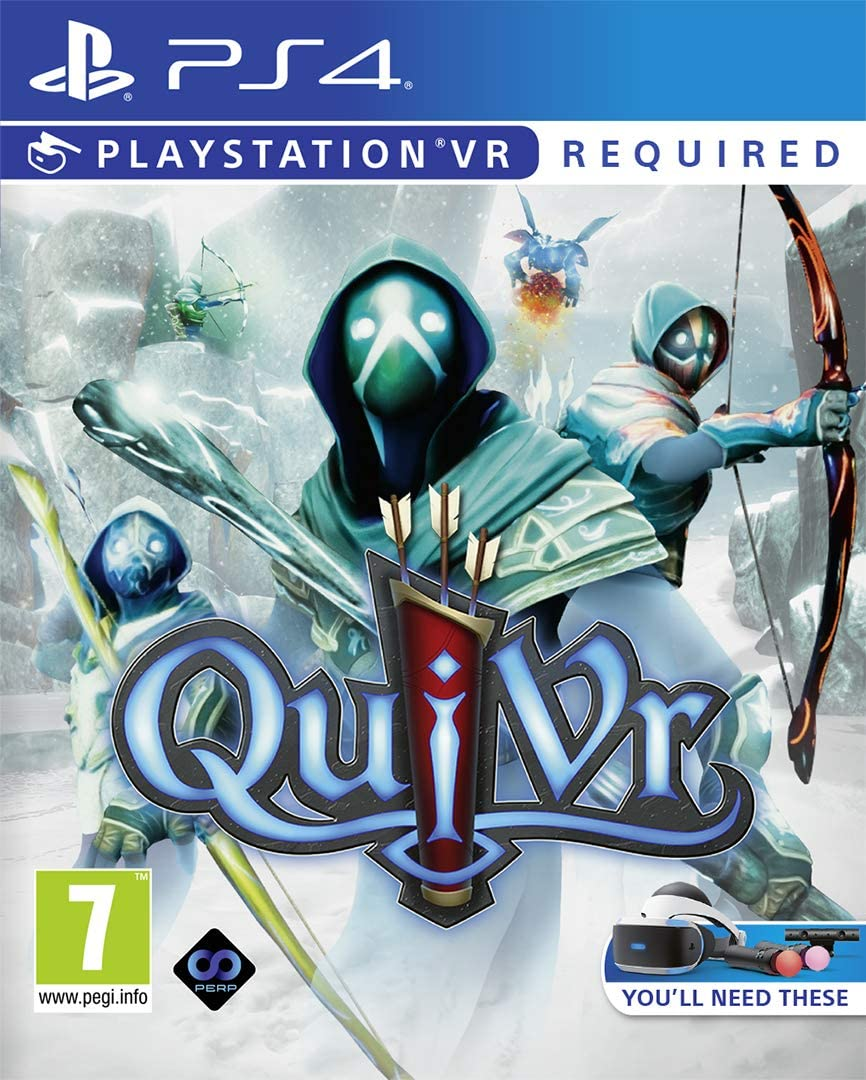 Amazon.com: Quivr (PSVR) (PS4): Video Games