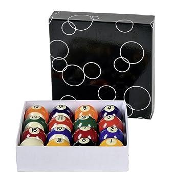 Bolas de billar para profesionales - varios tamaños a elegir 38 mm ...
