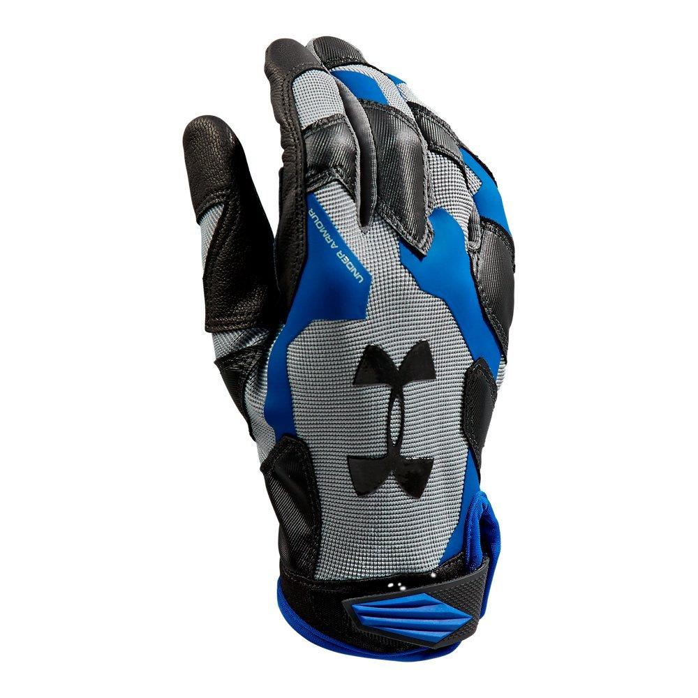 Under Armour Men's Renegade Training Gloves, Steel /Black, Small/Medium