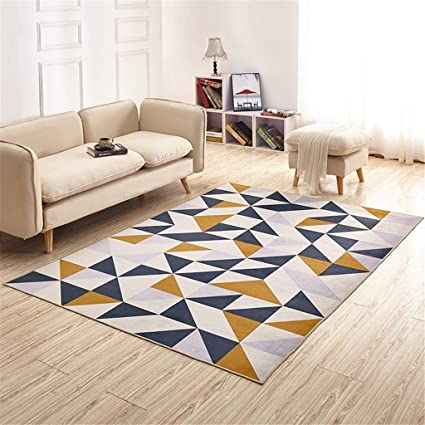 Amazon Com Usa Home Living Room Decoration Carpet Floor Mat Simple