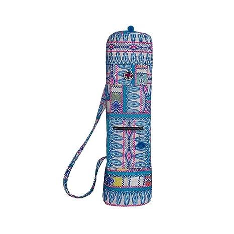 Handmade Yoga Mat Bag Yoga Bag Sports Bags Tote Yoga Sling bag Pilates Bag Pilates Mat Bag Woven Yoga Bag Women bag Woven Cotton bag