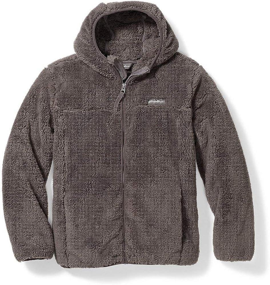 Eddie Bauer Boys Kids Quest Plush Fleece Jacket