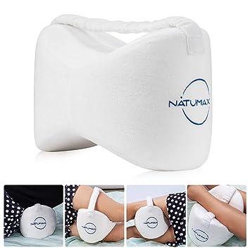 Amazon.com: NATUMAX - Rodillera para personas que duermen de ...