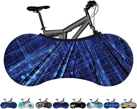 Funda Cubre Bicicletas para Interiores, Cubierta Universal para ...