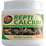 Zoo Med Calcium with Vitamin D3 Reptile Food, 3-Ounce