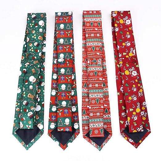 Gwxevce Hombres Navidad Cies Novedad Lindo Árbol de Navidad ...