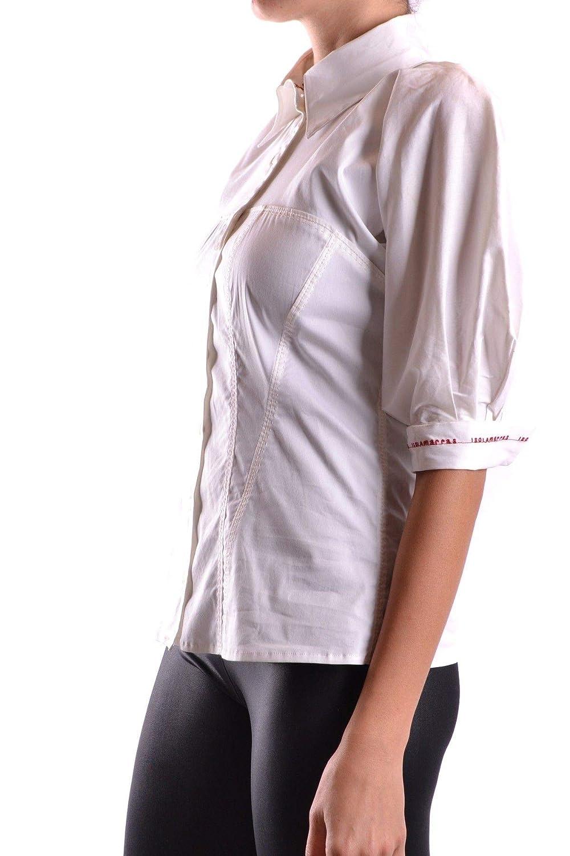 Season Outlet Isola Marras Luxury Fashion Womens MCBI21363 White Shirt