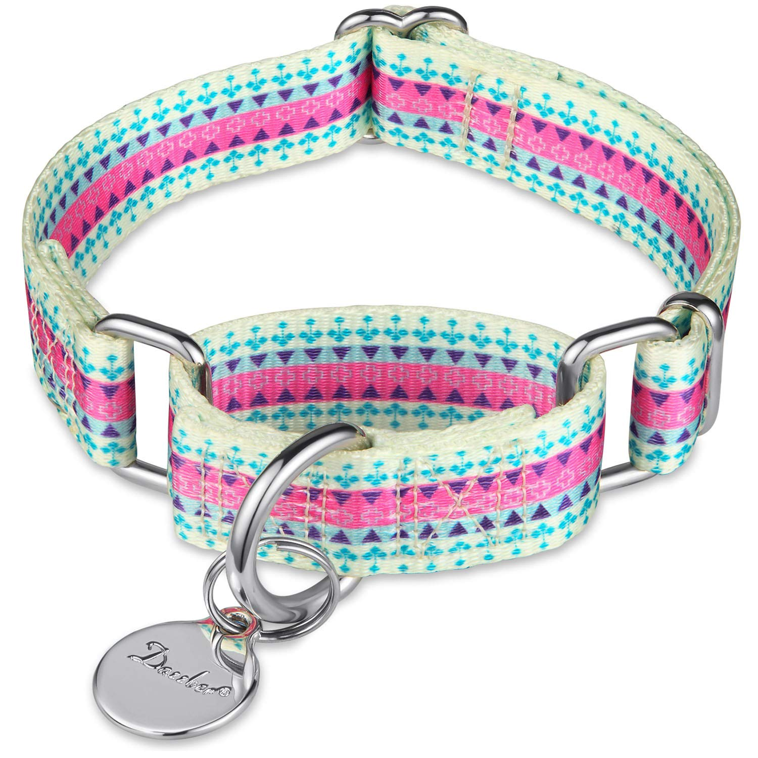 Dazzber Martingale Collar Dog