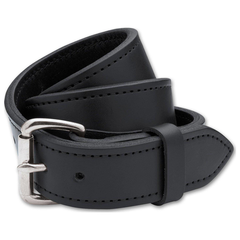 Black Filson 1.5 In Double Belt