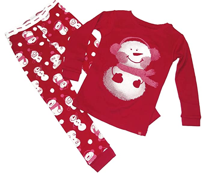 442f5959d Amazon.com  Baby Gap Toddler 3 Years Girl s Red Winter Heart Snowman ...