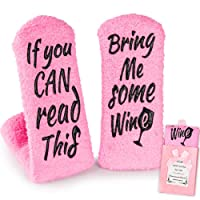 Wine Gifts for Women Her, Christmas Present Funny Gifts for Mom Grandma Friend,...