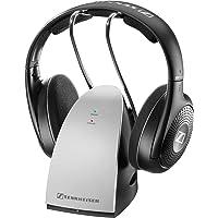 Sennheiser RS120 II On-Ear Wireless RF Headphones with Charging Cradle