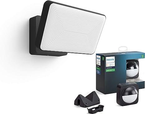 Philips Hue Welcome Proyector exterior con Sensor para exterior ...