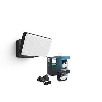 Philips Hue Welcome Proyector exterior con Sensor para ...