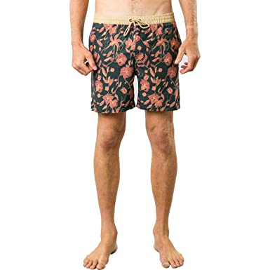 a8efc022af Amazon.com: Rusty Men's Logger Elastic Boardshorts: Clothing