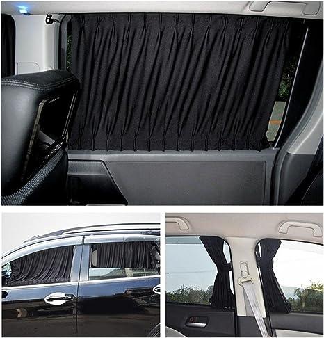 VORCOOL rideau du voiture avec protection UV Protecteur Solaire pour voiture 2/pi/èces