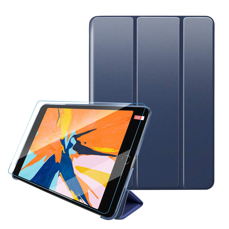 経典 Utryit B07Q55DSLF Utryit Mini 1/2/3 iPadケース 三つ折り スリム 軽量 iPadケース PCケース 自動スリープ/スリープ解除機能付き 半透明つや消しハードバックカバーケース Mini123 B07Q55DSLF, 逸平パーツ:a9117069 --- a0267596.xsph.ru