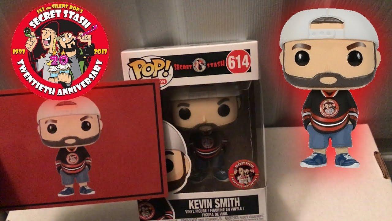 Secret Stash Funko Pop Kevin Smith