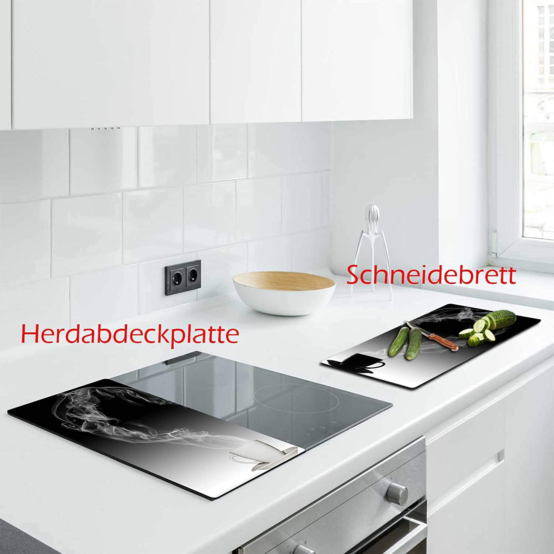 Compra decorwelt | para cubrir la vitrocerámica Cubiertas ...